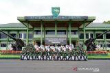 Pangdam XVII/Cenderawasih berikan penghargaan atlet berprestasi PON XX