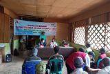 TNI di Boven Digoel hadiri deklarasi kampung stop BABS