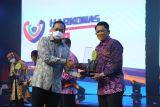 Sleman meraih penghargaan Daerah Tertib Ukur dari Kemendag
