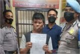 Sempat kabur ke Kediri Jawa Timur, pelaku pencabulan anak kandung di Kubung Solok diringkus polisi