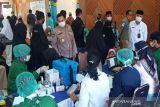 Kemenag-Bank Kalteng sediakan ratusan vaksin untuk santri