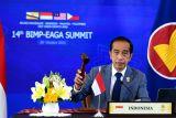 Presiden Jokowi: Kunci pemilihan ekonomi lewat kerja sama BIMP-EAGA