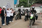 Tim Jelajah Kebangsaan Wartawan memulai ekspedisi keliling Nusantara