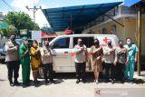 BNI bantu mobil ambulans untuk RS Bhayangkara Kupang