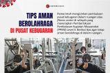 Tips aman berolahraga di pusat kebugaran