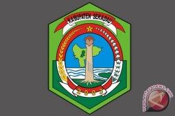 Pelantikan pengurus WKRI ranting Santa Rita Stasi Seguri Merah Air