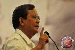 Prabowo : Tionghoa Miliki Hak Yang Sama