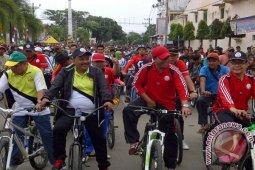 5.000 Peserta Ikuti Sepeda Santai HUT Bireuen