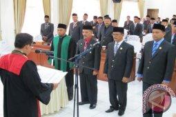 Ridwan Muhammad Kembali Menjadi Ketua DPRK Bireuen