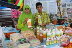SMK 1 Simpang Mamplam Hasilkan Produk Organik