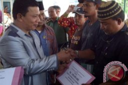 Petani Translok di Bireuen Dapat Bantuan Rp650 juta