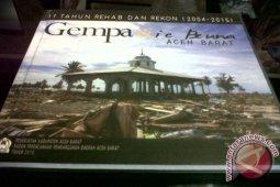 Aceh Barat Terbitkan Buku Edukasi Gempa Tsunami