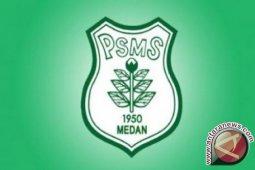 Laga PSMS melawan Tira digelar di Pakansari