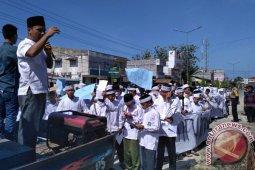 Santri Subulussalam minta kasus penistaan agama diusut