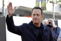 Tom Hanks dan istri ungkapkan kena virus COVID-19 saat di Australia