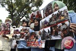 Parpol dan Ormas Subulussalam galang dana untuk Rohingya