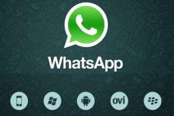 WhatsApp nantinya bisa aktif di dua perangkat