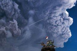 Warga Aceh Tenggara mulai rasakan dampak semburan Sinabung