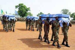 Penjaga perdamaian PBB tewas dalam serangan di Mali