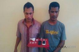 Residivis narkoba ditangkap di Langsa