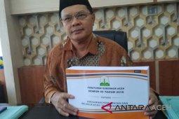 DPR Aceh telaah dokumen Pergub APBA 2018