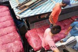 Bea Cukai tangkap penyelundupan bawang merah