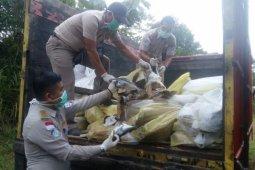 Ekspor perikanan dari Kalbar ke Sarawak terhenti total