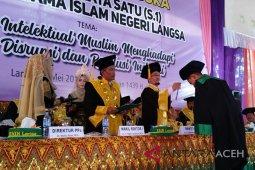 IAIN Langsa terus cetak intelektual muslim
