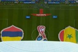 Kolombia lolos ke 16 besar setelah kalahkan Senegal