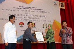 KPPN Batam, Kantor Pelayanan Bersertifikat Sistem Manajemen Mutu ISO 9001
