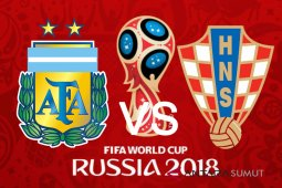 Wasit  Uzbekistan pimpin laga Argentina lawan Kroasia