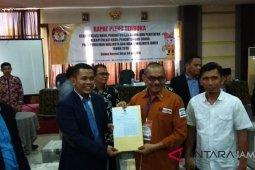 Rekapitulasi KPU Kota Jambi Fasha-Maulana unggul