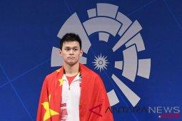 setelah disanksi CAS empat tahun, Sun Yang lewatkan Olimpiade Tokyo thumbnail