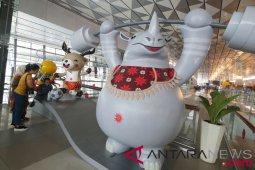 Asian Games - 1,434 athletes leave Jakarta gradually