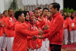 Asian Games - Govt pledges to help Indonesian athletes teach at universities