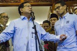 Debat dan momentum tingkatkan elektabilitas Prabowo-Sandi