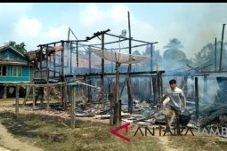 Dinas Damkar Batanghari catat 43 kebakaran sejak januari