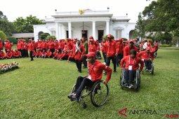 Pelepasan Kontingen ASIAN Para Games Indonesia