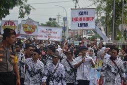 PGRI Aceh Singkil protes pembayaran honor tidak sesuai