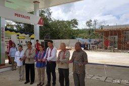 Kementerian ESDM resmikan SPBU BBM satu harga di Melawi