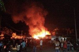 Seorang bayi tewas dalam insiden kebakaran di Waena Jayapura
