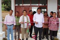 Gedung baru laboratorium bantuan TPL, harapan baru siswa SMPN 1 Pollung