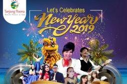 Tahun Baru Tanjung Pesona gelar