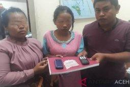 Polisi Singkil tangkap IRT pengedar sabu
