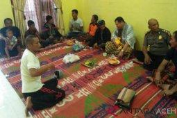 Kapal kayu karam di Aceh Singkil, tidak ada korban jiwa