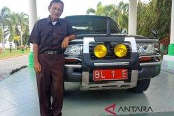 Si butut Land Cruiser, 22 tahun melayani Aceh Barat