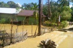 Banjir Aceh Selatan berangsur surut
