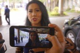 Kembali Nyaleg, Venna Melinda: Saya Tidak Punya Target Tertentu