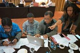 AJI Balikpapan menggelar pelatihan jurnalistik