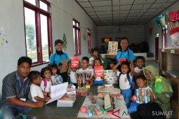 TPL bantu fasilitas pendidikan 3 PAUD di Tobasamosir